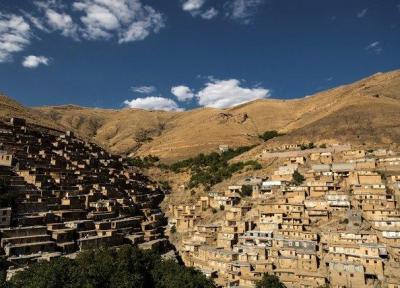 گلین؛ عروس منطقه ژاوه رود کردستان