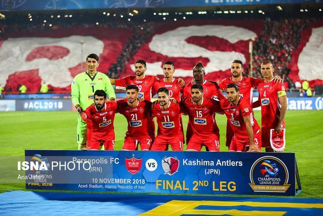 واکنش AFC به نایب قهرمانی پرسپولیس در آسیا: قهرمانانه رقابت کردید