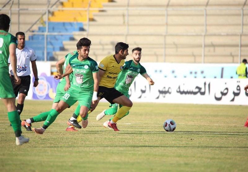 لیگ برتر فوتبال، سه امتیاز دیگر برای ذوب آهن با پیروزی در خانه پارس جنوبی
