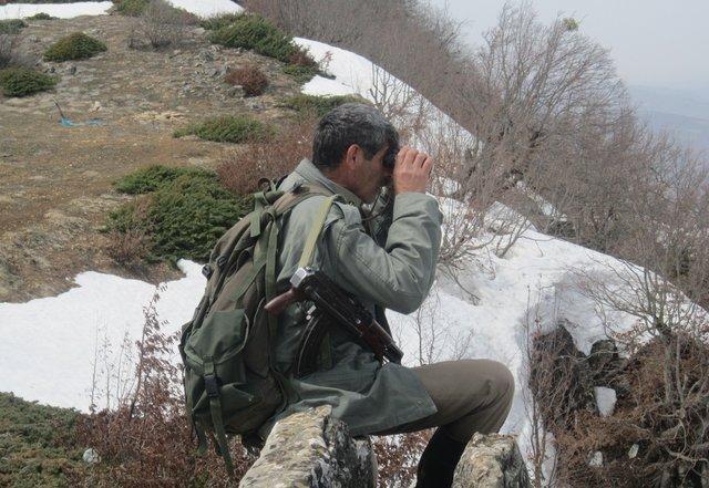 احتیاج گیلان به 600 نفر جنگلبان و محیطبان