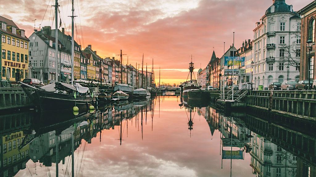 بهترین تور ماه عسل در شهر کپنهاگ